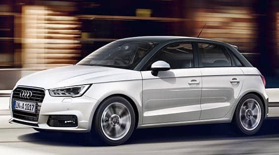 Audi A1 Sportback > アウディジ...