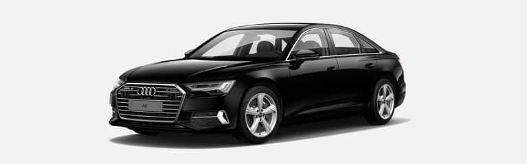 Audi A6 Luxury package
