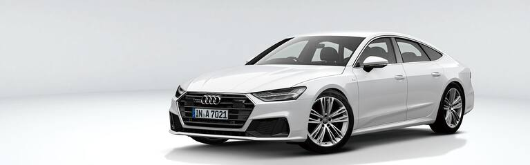 Audi A7 Sportback S line package