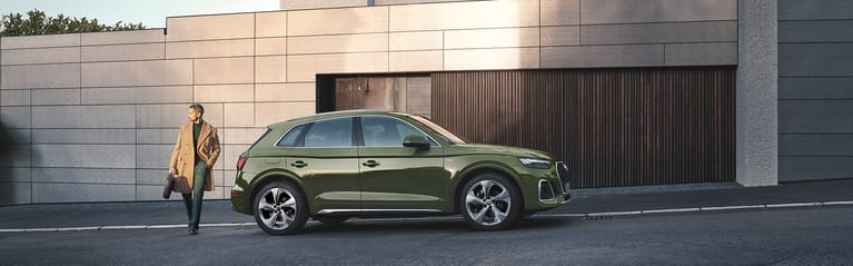 Audi Q5 40 TDI quattro advanced 価格/スペック