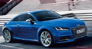 Audi tt rozměry