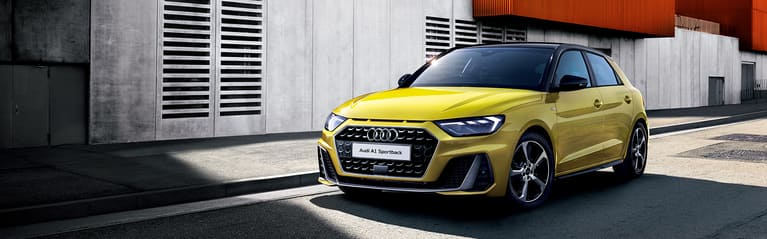 The all-new Audi A1 Sportback Debut