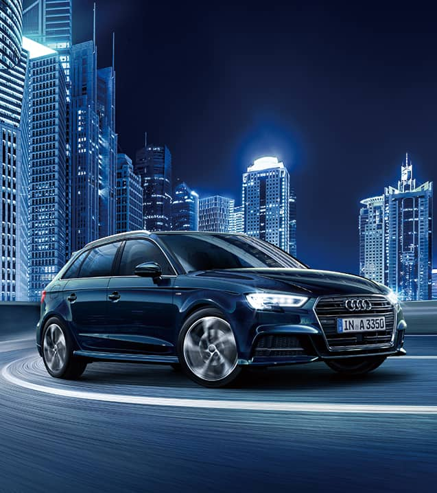 Audi A3 S line dynamic limited