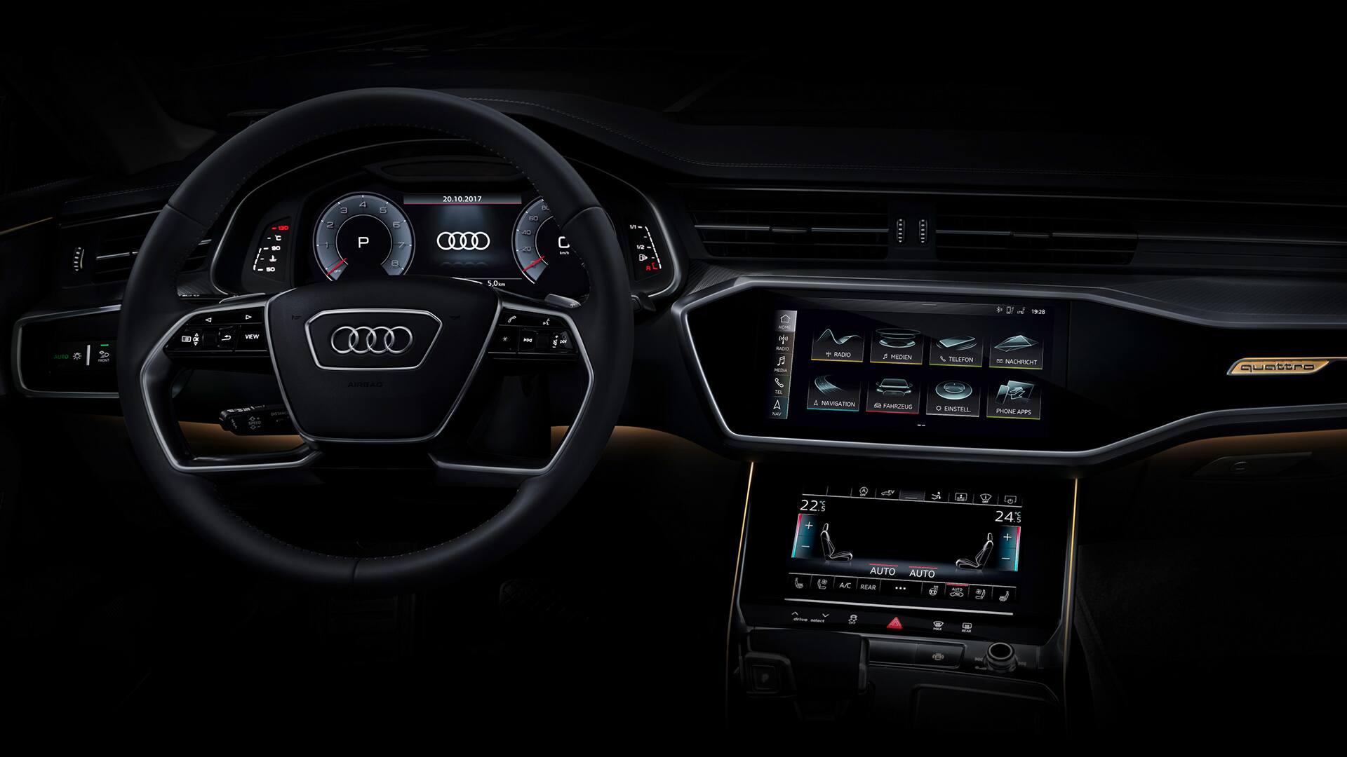 Audi A7 Sportback > A7 > アウ...